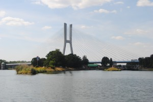 fot.5 - cel naszej wyprawy - Most Rędziński